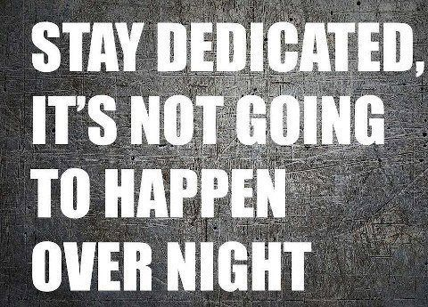 Stay-Dedicated